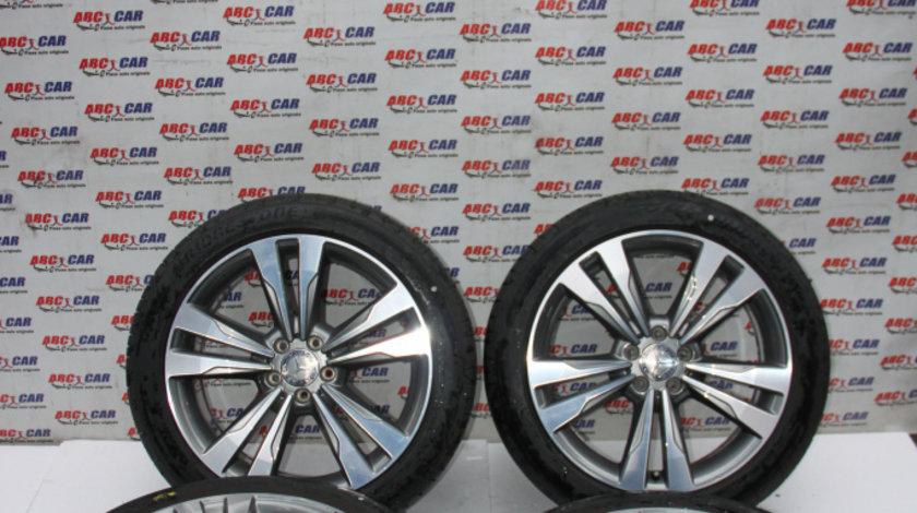 Set jante aliaj cu anvelope 245/45/R19 Bridgestone Mercedes S-CLass W222 cod: A2224011302 8.5JX19H2 2014-2017
