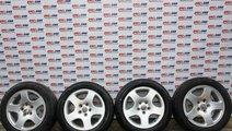 Set jante aliaj cu anvelope Bridgestone 205 / 55 R...