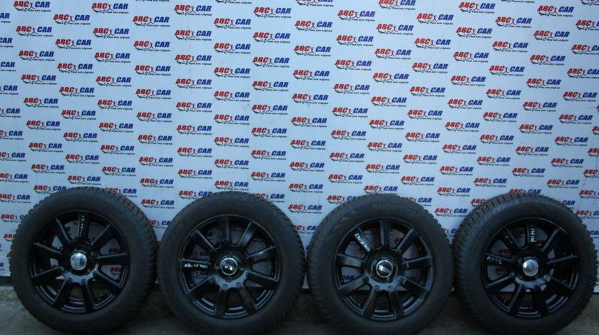 Set jante aliaj cu anvelope M+S 175 / 65 / R15 6JX15H2 DOT 2014 Mini Cooper 1 cod: KBA48406 model 2003