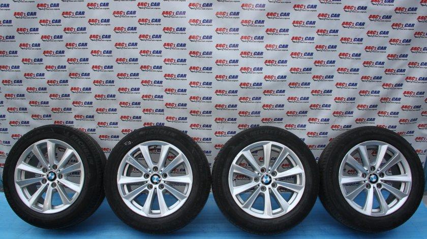 Set jante aliaj cu anvelope Michelin 225 / 55 / R17 ET 30 8JX17EH2+IS30 cod: 8780720 BMW Seria 5 F10 / F11