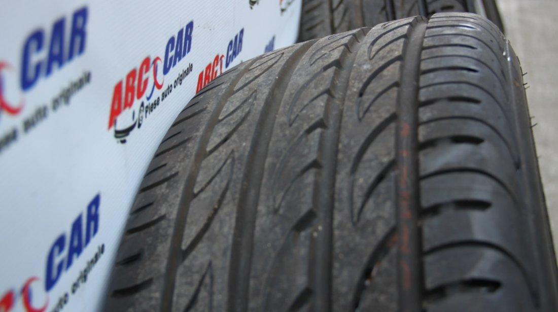 Set jante aliaj cu anvelope Pirelli 225 / 50 / R17 Audi A4 B8 8K cod: 8K0601025B model 2012