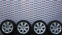 Set jante aliaj cu anvelope Pirelli 225 / 50 / R17...