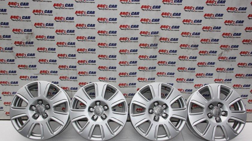 Set jante aliaj ET 33 6.5JX16H2 Audi Q3 8U cod: 8U06010250 model 2016