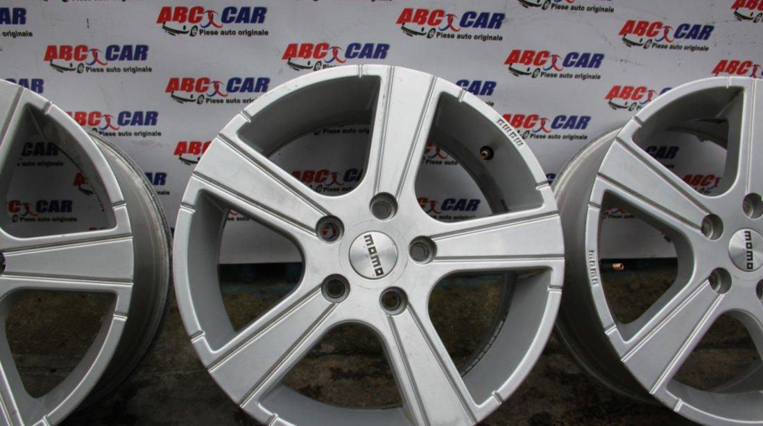 Set jante aliaj MOMO R16 ET 45 6.5JX16H2 5X112 Audi A4 B8 8K model 2012