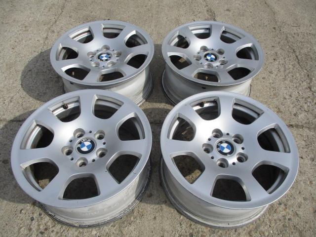 SET JANTE ALIAJ R16 IS 20 7JX16H2 5X120 COD 6762000 BMW SERIA 5 E60 / E61 FAB. 2003 - 2010 ⭐⭐⭐⭐⭐