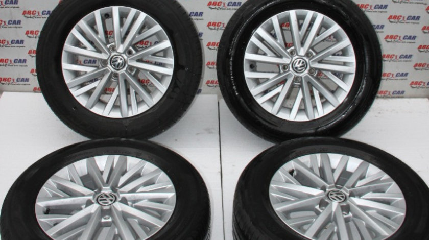 Set jante aliaj R16 VW Passat B8 2015-prezent2GA601025