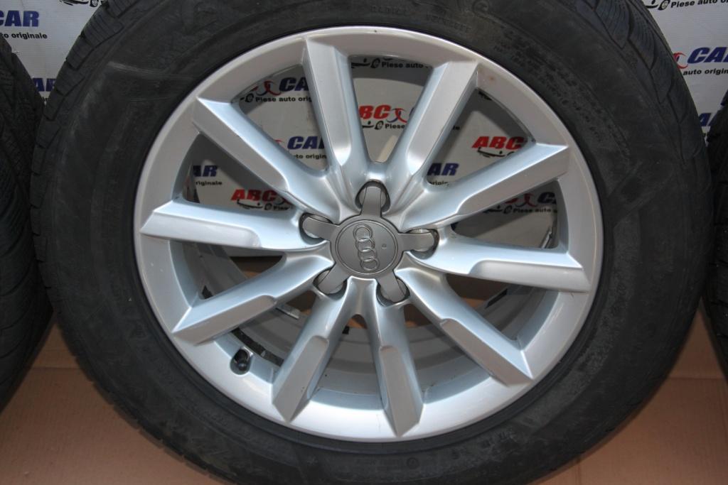 Set jante aliaj R17 Audi Q3 8U ET43 5X112 7.0JX17H2 cod: 8U0601025S model 2015