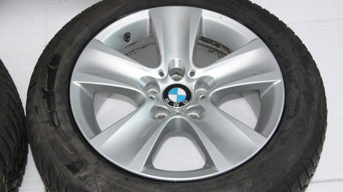 Set jante aliaj R17 BMW Seria 5 F10/F11 2.0 TDI 2011-20166790172