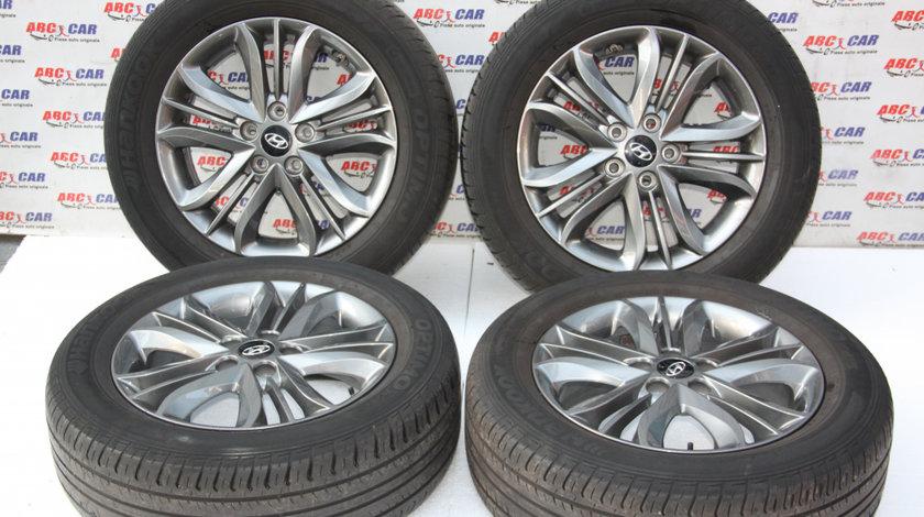 Set jante aliaj R17 Hyundai IX35 cod: 52910-2Y600 2009-2015