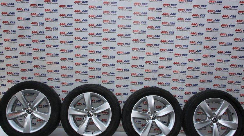 Set jante aliaj R17 VW Sharan 7N 7.0JX17H2 ET38 5X112 cod: 7N0601025H Model 2014