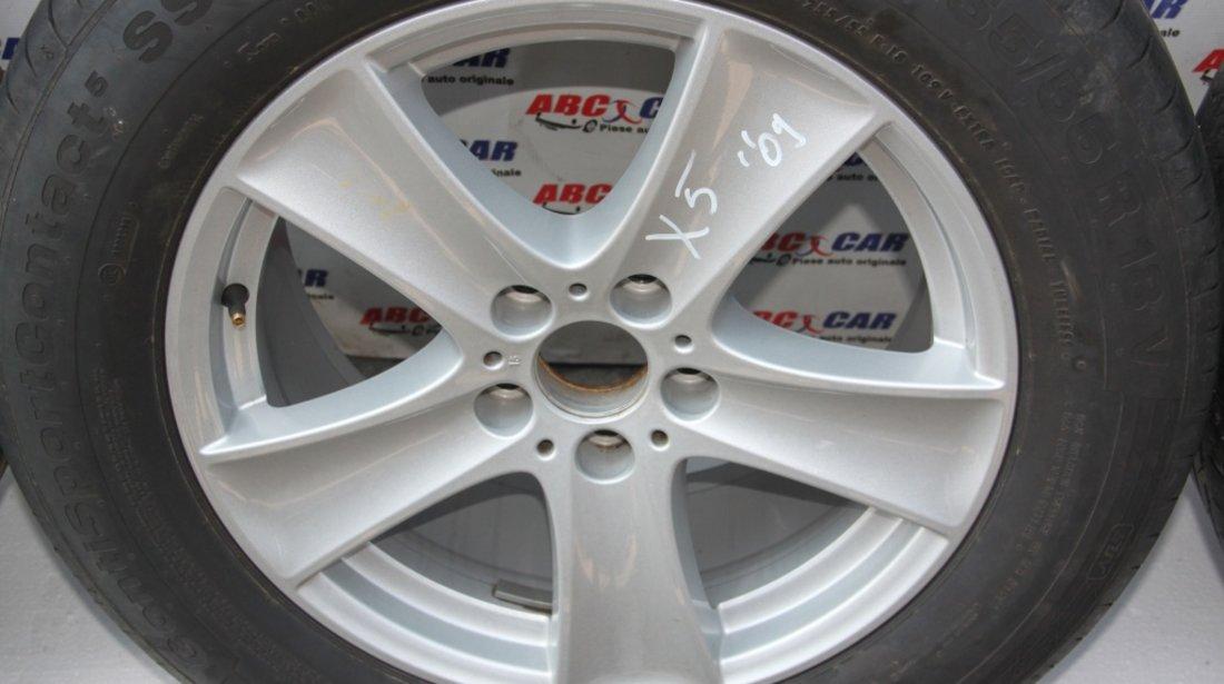 Set jante aliaj R18 BMW X5 E70 5X120 8JX18EH2T IS46 cod: 6770200 model 2010