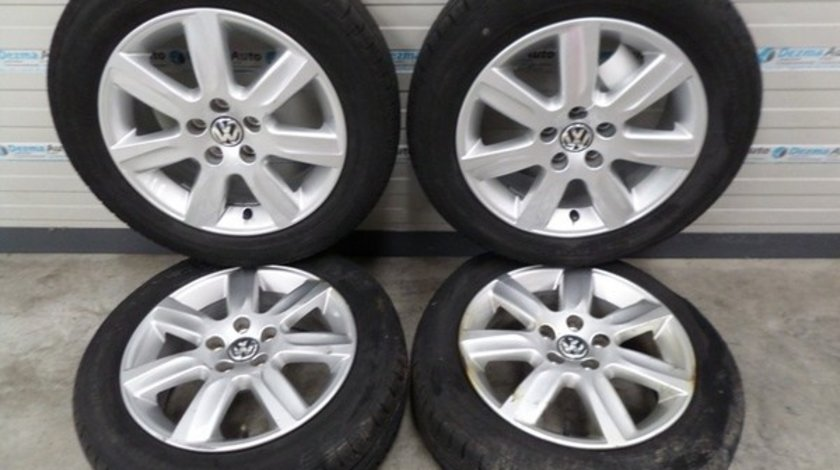 Set jante aliaj Vw Polo (6R) 2009-In prezent, 185/60R15