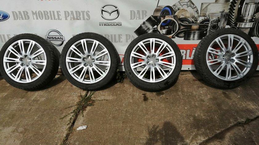 Set Jante Audi A6 A7 A8 5x112 R20 9JX20H2 ET37 Cod 4h0601025ag