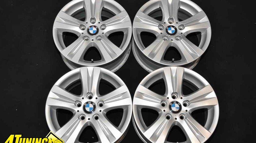 SET JANTE NOI 16 inch Originale BMW Seria 1 E81 E82 E87 E88