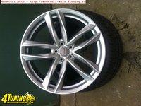Set jante originale Audi A6 RS Allroad C7 pe 20 A4 A7 A8 Q5 Q3 jantele 20