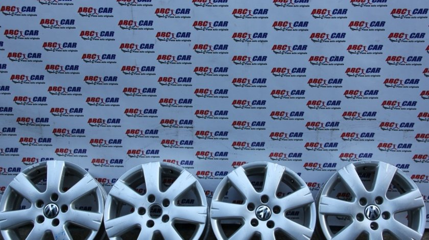 Set jante R16 VW Passat B6 6JX16 ET 50 5X112 cod: 1T4071496666 model 2007