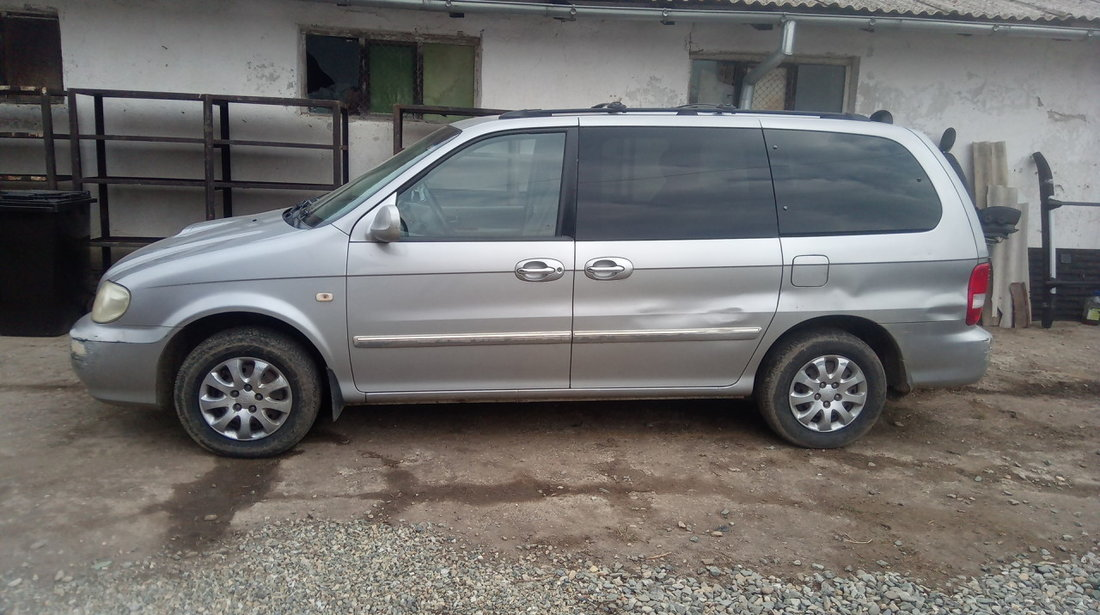 Set jante Tabla pe 15 Kia Carnival