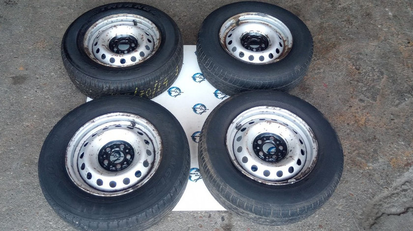 Set jante tabla R14 Citroen Jumpy