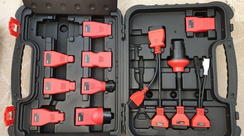 Set / kit adaptoare originale AUTEL pentru diagnoza masini