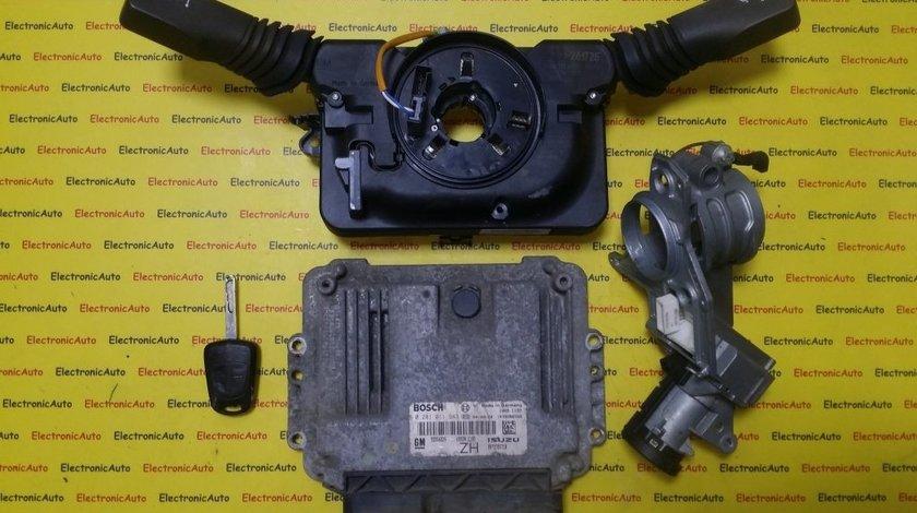 SET Kit pornire Opel Astra H 1.7CDTI 0281011943, 55556829, Z17DTH
