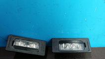 Set lampi led numar Volkswagen Passat B7 Break