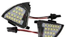 Set Lampi LED Oglinda Exterioara VW Jetta 2005-201...