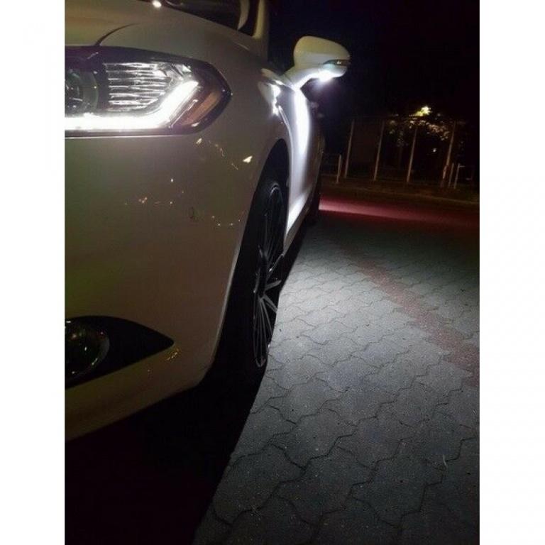 Set Lampi Oglinda Led Undermirror Volkswagen Golf 7 2012→ BTLL-226