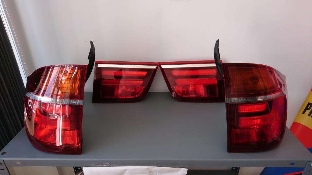 Set Lampi Spate Stopuri BMW X5 E70 2006-2013