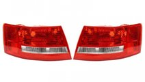 Set Lampi Stop Spate Am Audi A6 C6 2004-2008 Sedan...