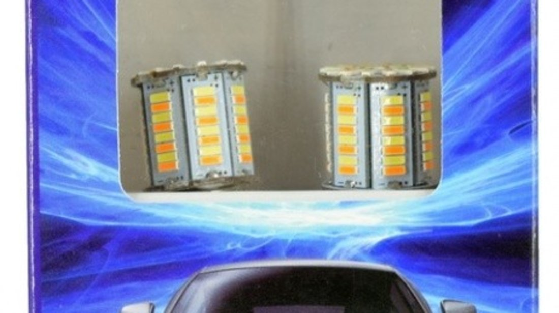 Set LED 78 SMD BAY15S - MODUL AMERICA AutoCars