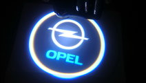Set Logo Opel uși wireless fără găurire sau fi...