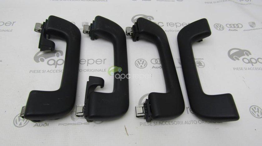 Set manere plafon Originale Audi A6 4G / A7 4G / A4 8K - Negre S-line