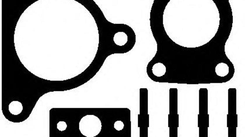 Set montaj, turbocompresor FIAT SCUDO combinato (220P) (1996 - 2006) ELRING 714.610 piesa NOUA