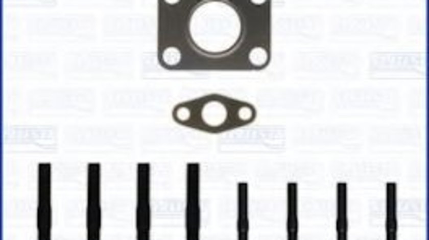 Set montaj, turbocompresor HYUNDAI SANTA FE I (SM) (2000 - 2006) AJUSA JTC11331 piesa NOUA