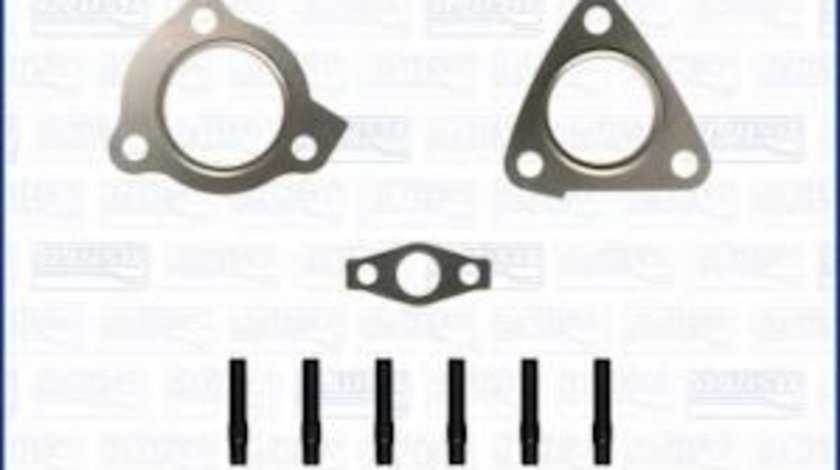 Set montaj, turbocompresor HYUNDAI SANTA FE II (CM) (2005 - 2012) AJUSA JTC11619 piesa NOUA