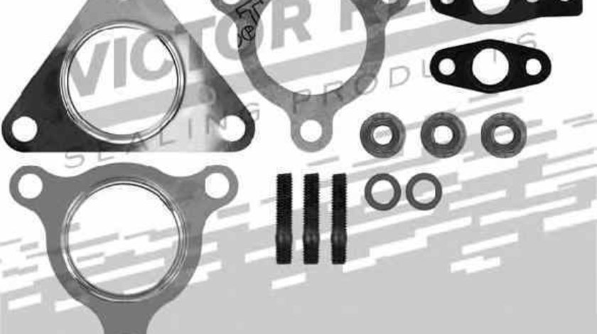 Set montaj turbocompresor NISSAN TERRANO II R20 REINZ 04-10066-01