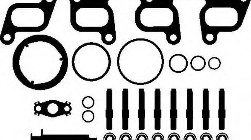 Set montaj, turbocompresor VW TIGUAN (5N) (2007 - 2016) ELRING 262.500 piesa NOUA
