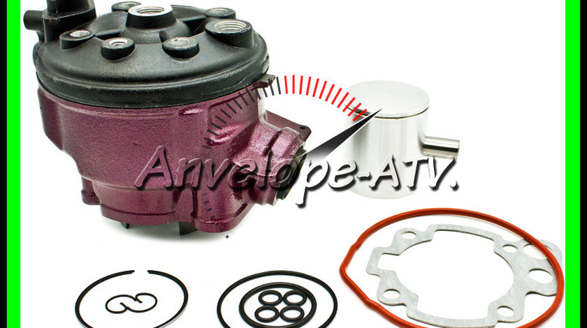 Set Motor AM6 80 90 + Chiuloasa AM6 BETA HM Motorhispania MALAGUTI