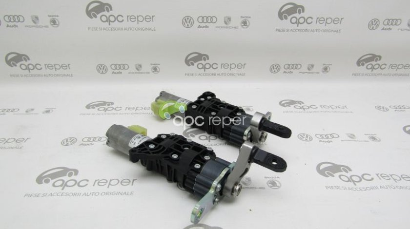 Set motorase inchidere portbagaj Audi Q7 4M - Cod: 4M0827851A / 4M0827852A