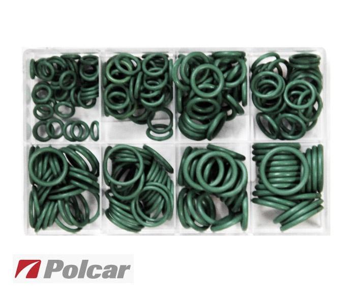 Set o-ringuri clima pentru instalatia de aer conditionat , 240 buc