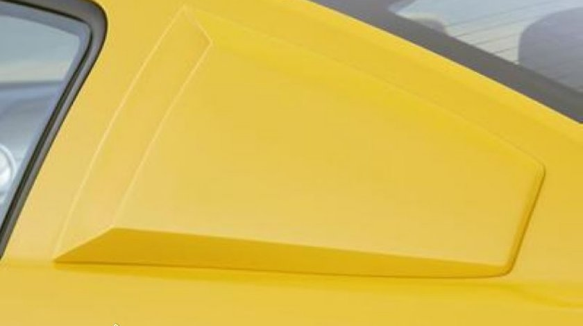 Set ornamente aripa spate priza aer spate Ford Mustang v3