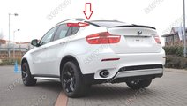 Set ornamente aripioare luneta BMW X6 E71 Performa...