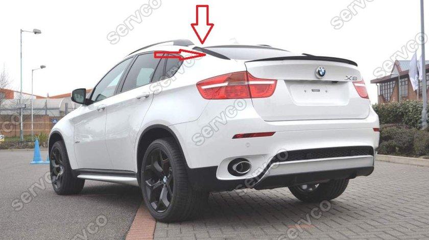 Set ornamente aripioare luneta BMW X6 E71 Performance v1