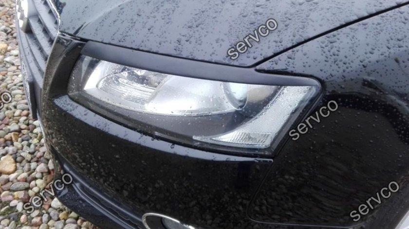Set ornamente Coupe Sportback Cabrio pleoape faruri Audi A5  2007-2012 v1