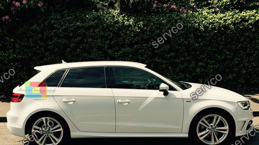 Set ornamente laterale praguri Audi A3 8V S3 Rs3 Sline S line 2012-2016 Sportback v1