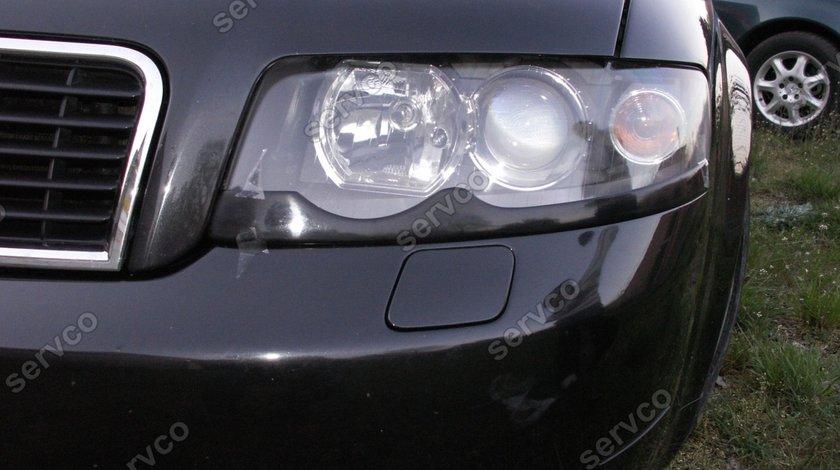Set ornamente pleoape faruri Audi A4 B6 S4 RS4 S line 8E 8H JOS 2001-2005 v1