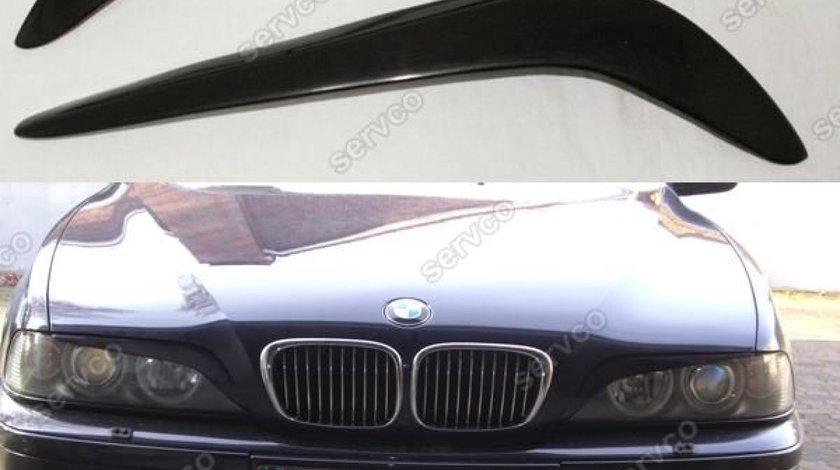 Set ornamente pleoape faruri BMW E39 1995-2003 ver2