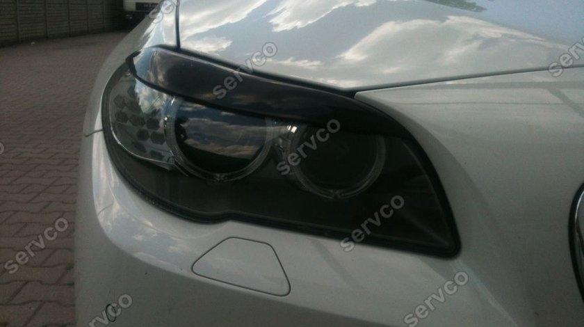 Set ornamente pleoape faruri BMW F10 F11 GRP ver1