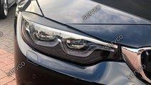 Set ornamente pleoape faruri BMW Seria 4 F32 2013-...