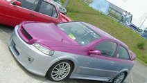 Set ornamente pleoape faruri Opel Astra G Hatchbac...